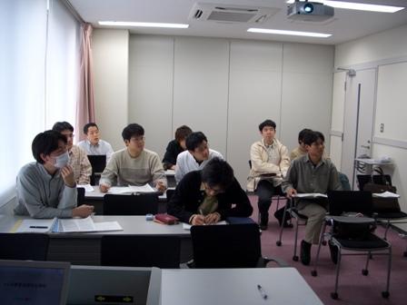 ヒトセミナー(2) 参加者
