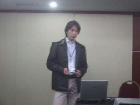ヒトセッション in CODATA06 - 3