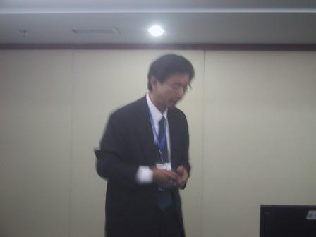 ヒトセッション in CODATA06 - 5