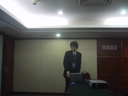 ヒトセッション in CODATA06 - 6