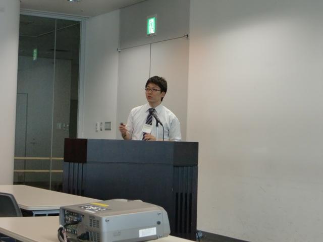 近未来チャレンジ2011 鈴木 拓央氏