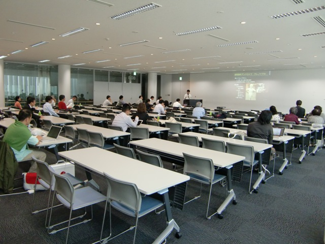 近未来チャレンジ2011 山崎 竜二氏
