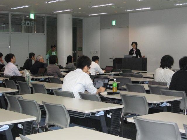 近未来チャレンジ2011 大武 美保子氏