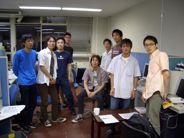 HLAC_GRIDグループ結成